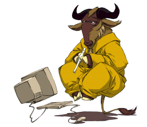 Meditating GNU